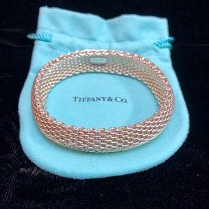 Tiffany Mesh Bracelet